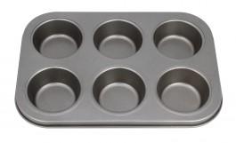 Imagem - Forma Pão de Queijo/Cupcake para 6 Bigsul cód: 022026