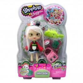 Imagem - Miniatura Colecionável Shopkins Shoppies Dtc cód: 002693