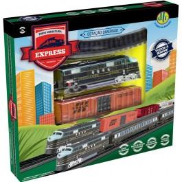 Imagem - Trem Miniatura Express Premium Dtc cód: 002714