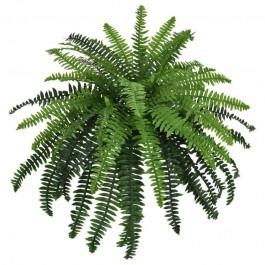 Imagem - Samambaia Verde 47cm Flor Arte cód: 031058