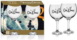 Imagem - Jogo de Taças Gin Font c/ 2 H.martin cód: 005471