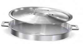 Imagem - Disco de Alumínio Fundido com Tampa 45cm 9L 5 Estrelas cód: 000816