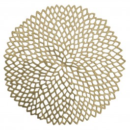Imagem - Lugar Americano Souk Dourado 38cm Mimo cód: 008701
