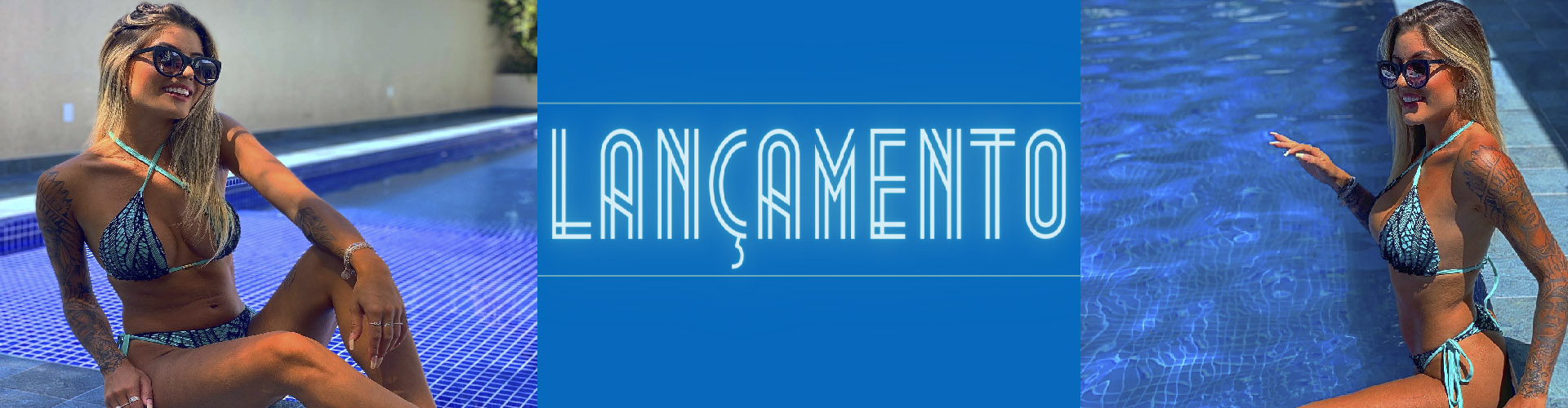 Banner Principal Blue Lançamento