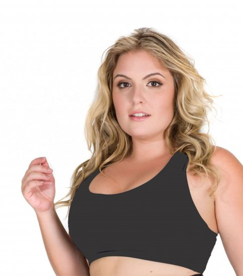 TOP FITNESS PLUS SIZE
