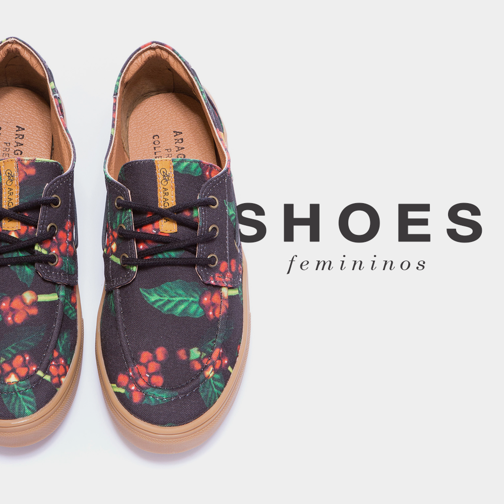Banner shoes feminino
