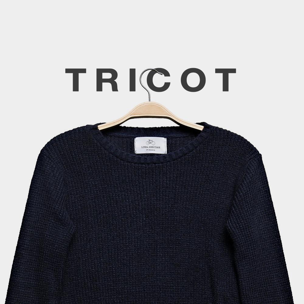 Lista de Produtos tricot