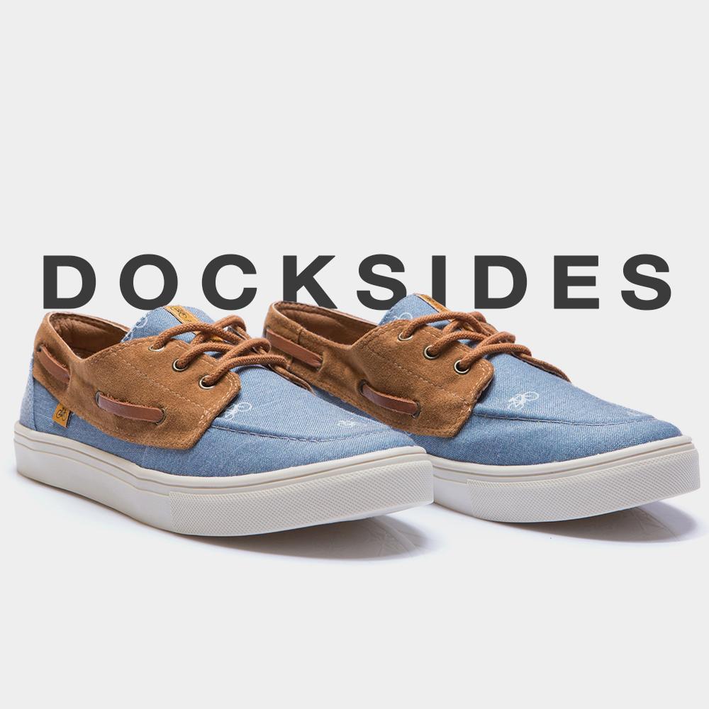 Lista de Produtos Docksides