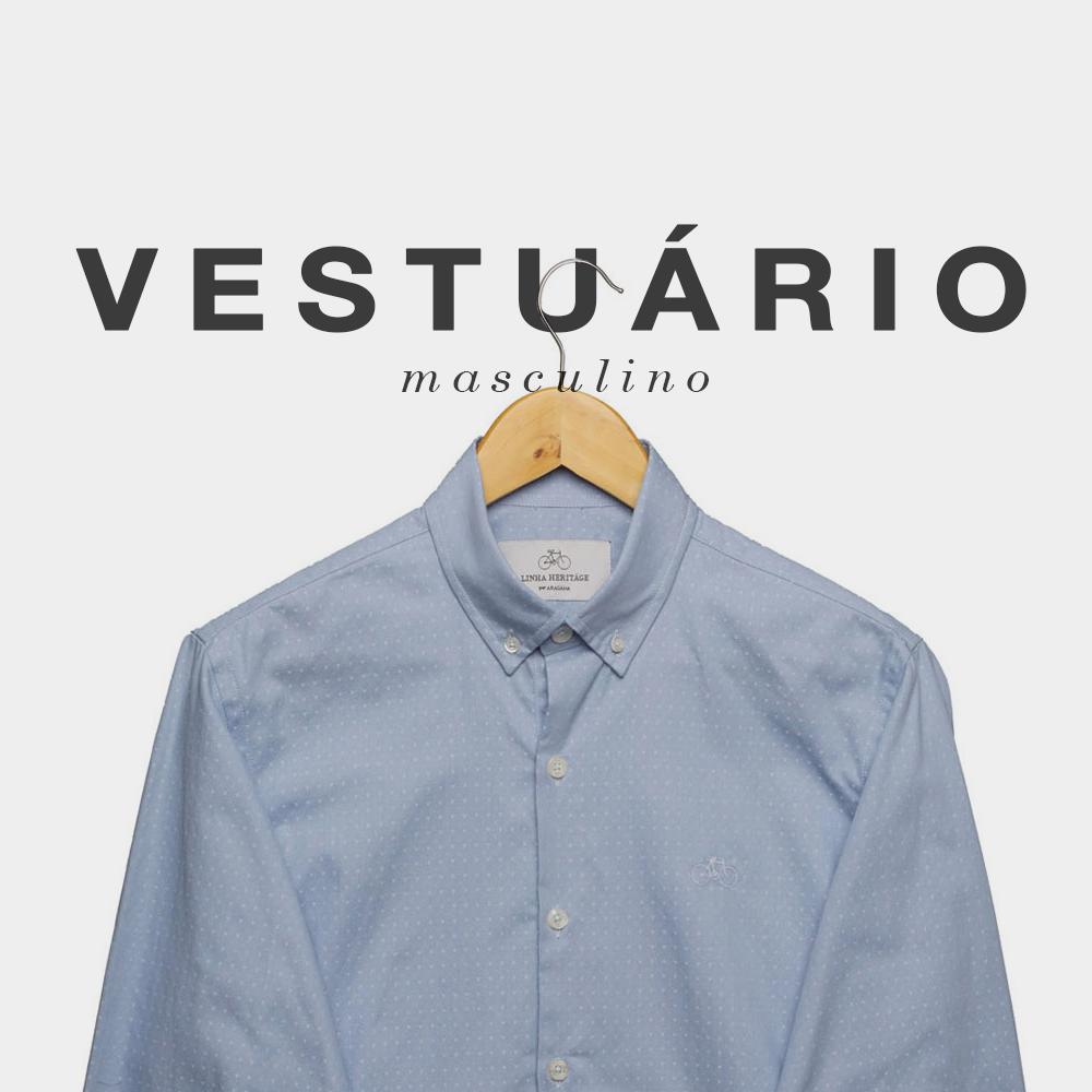 Banner Vestuario Masculino