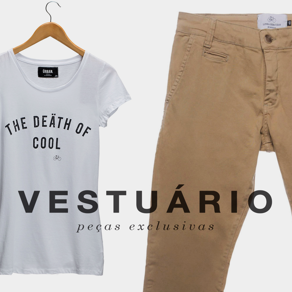Lista de Produtos Vestuário