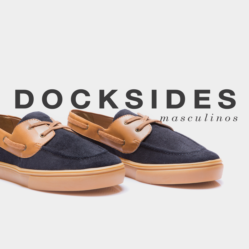 Banner shoes masculino dockside