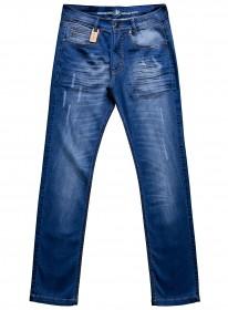Imagem - Calça Slim Fit Aragäna Masculina Jeans - 2.1005
