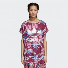 Imagem - Camiseta Adidas Cw1394 Boxy Multicolor - 2.2874