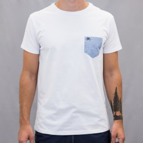 Imagem - Camiseta Aragäna Lisa Branca - 2.2403