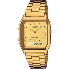 Imagem - Relógio Casio Dourado AQ-230GA-9BMQ  - 2.2142