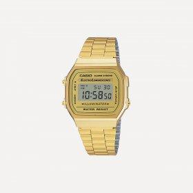 Imagem - Relógio Casio Dourado A168WG-9WDF - 2.2570