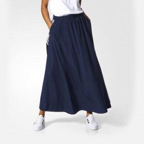 Imagem - Saia Adidas Long Skirt Azul Marinho - 2.2247
