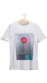 Imagem - Camiseta Aragäna Masculina Club De Desportes   Branco - 2.2020