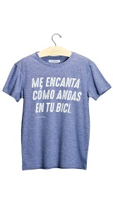 Imagem - Camiseta Aragäna Masculina Me Encanta | Mescla Azul - 2.2089