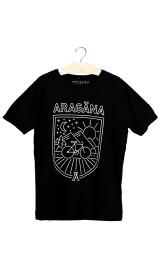 Imagem - Camiseta Aragäna Masculina Universo | Preto - 2.2024