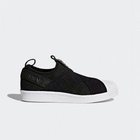 Imagem - Tenis Adidas SLIPON ADIDAS CQ2382 SUPERSTAR W BLACK/WHITE - 2.2586
