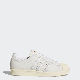 Imagem - Tênis Adidas Feminino SuperStar 80s | White - 2.2519