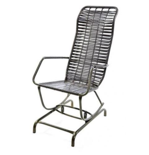 Cadeira de Balaço para Área Externa em Fibra Sintética Bel'Star