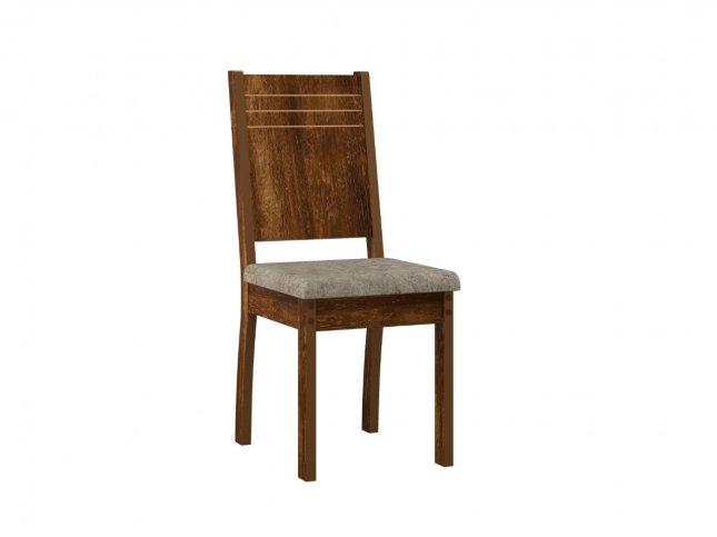 Cadeira para Sala de Jantar Estofada Sonetto MDF Spazzio