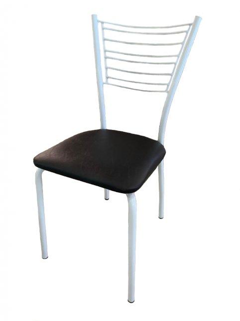 Cadeira Tubular com Assento Quadrado 0,85x0,40m Primicia