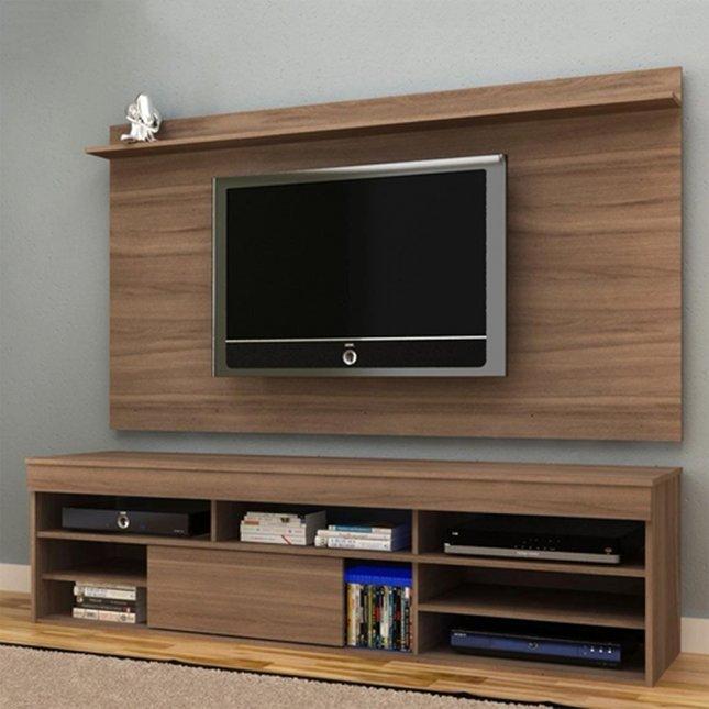 Rack com capacidade p/ TV de até 55