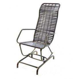 Imagem - Cadeira de Balaço para Área Externa em Fibra Sintética Bel'Star cód: 408-1
