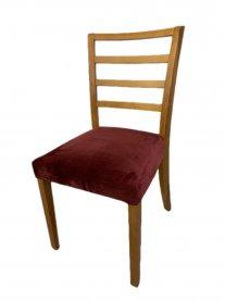 Imagem - Cadeira de madeira maciça Qualitá Móveis Maranhão cód: 411-1