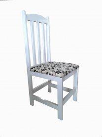 Imagem - Cadeira em Madeira com assento estofado Tescal Yasmin  cód: 396-1