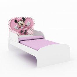 Imagem - Mini Cama Infantil DJD Móveis em MDP Personagens cód: 210-1