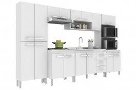 Imagem - Cozinha Modulada com 6 Módulos Manto Móveis Sportage em MDP cód: 8101-2