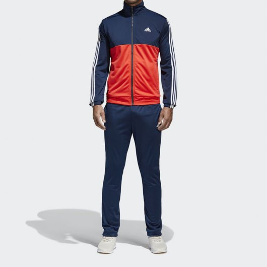 Abrigo Adidas Back 2 Basics 3-Stripes M