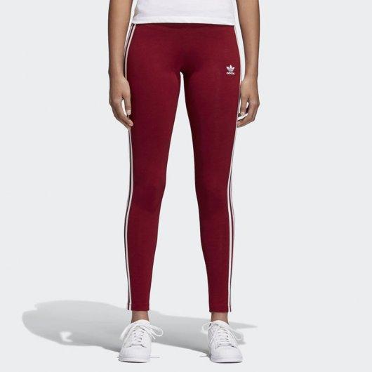 Calça Legging Adidas 3 Stripes