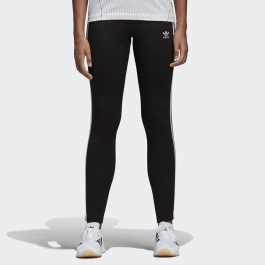 Calça Legging Adidas 3 Stripes