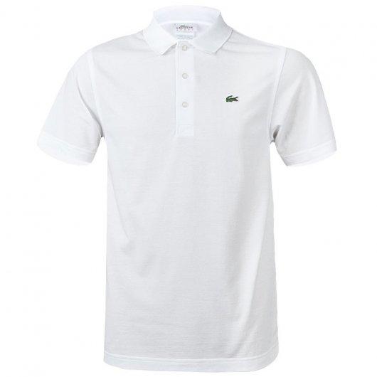 196ccaadff Camisa Polo Lacoste MC Original Masculina