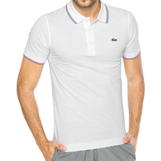 Camisa Polo Lacoste MC Original Masculina 72a7bdc72d