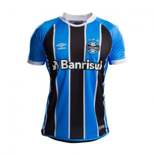 Camisa Umbro Grêmio Of 1 2017 Mundial C/N