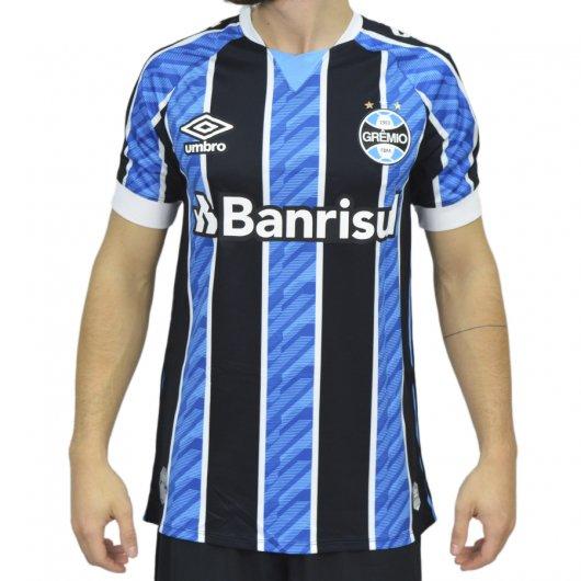 Camisa Umbro Grêmio OF 1 2020 - Atleta