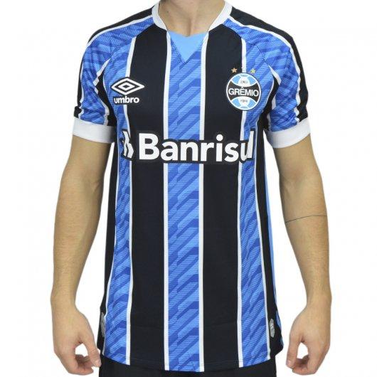 Camisa Umbro Grêmio OF 1 2020 S/N