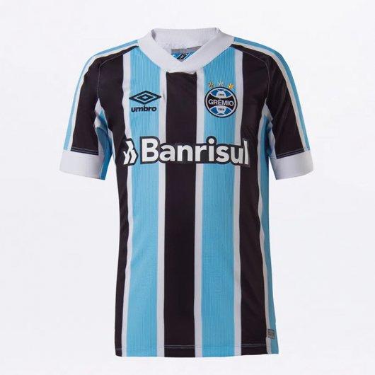 Camisa Umbro Grêmio OF 1 2021 - Juvenil