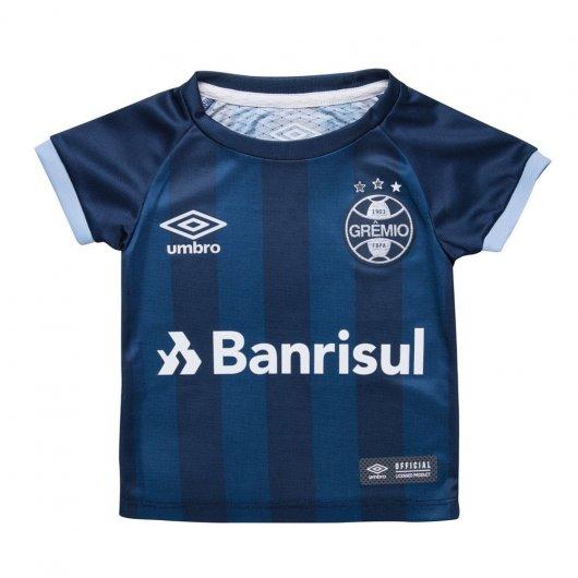 1380b375a2 Camisa Umbro Grêmio Of 3 2017 S N Juvenil