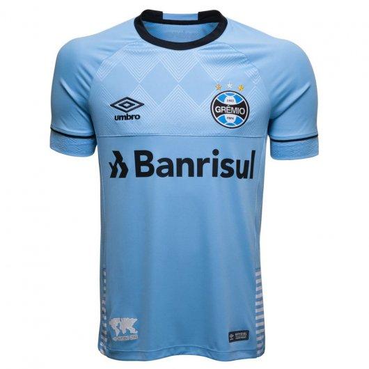 Camisa Umbro Grêmio Of Charrua 2018 S/N