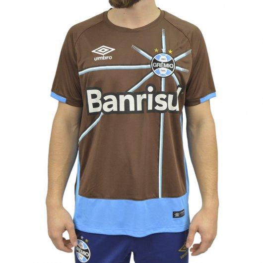 Camisa Umbro Oficial Goleiro Grêmio 2016