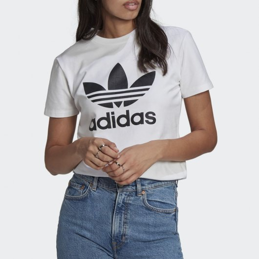 Camiseta Adidas Adicolor Classics Trefoil