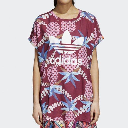 Camiseta Adidas Boxy Farm