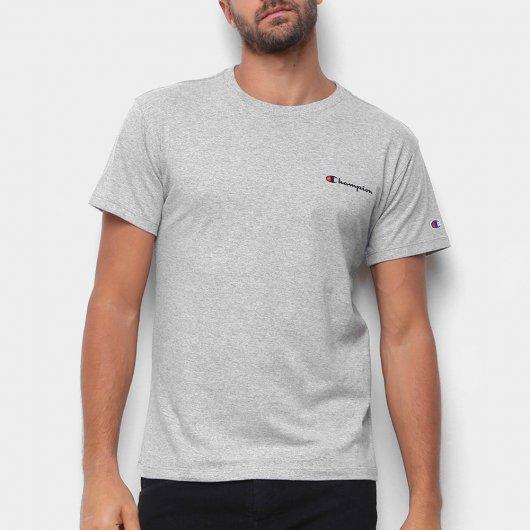 Camiseta Champion Logo Mini Script